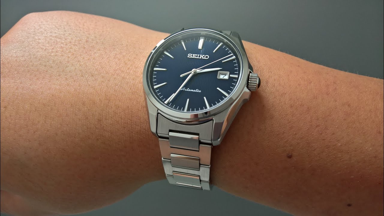 save off 4e7ba 0fd0c On the Wrist, from off the Cuff: Seiko Presage – SARX045, Baby Grand Seiko?