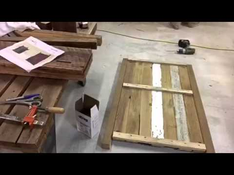 Custom Pie Safe Build