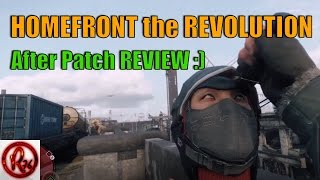 Homefront the Revolution: After the patches Review