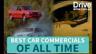 Best Car Commercials Of All Time   Drive.com.au