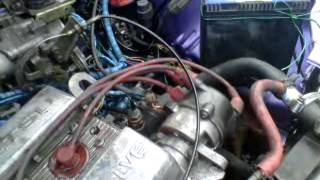 daihatsu cuore L5 gtti engine start 2