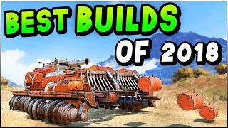 Crossout - BEST EPIC BEASTS! Best Builds Of 2018 - Part 1 (Crossout Gameplay)