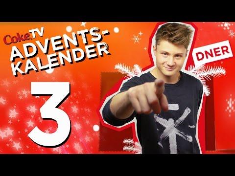 CokeTV Adventskalender: Türchen 3 mit Dner | #CokeTVMoment