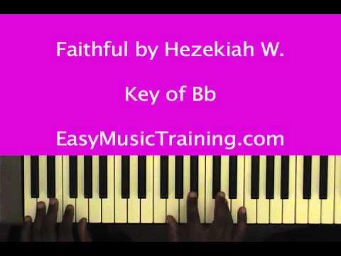 Faithful / Hezekiah Walker / EasyMusicTraining
