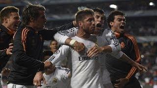 Реал Мадрид - Атлетико 4:1.Финал.Лига Чемпионов 2013-2014.Голы(24 мая.Лиссабон.Стадион