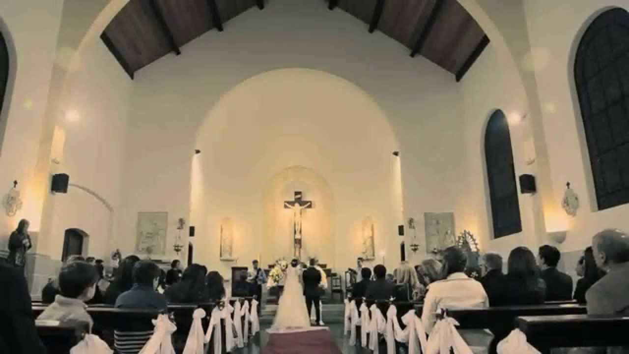wedding advance romina carlitos youtube