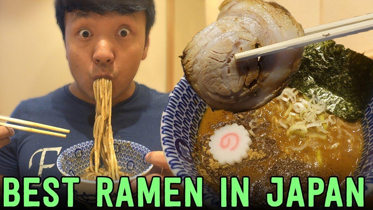 #1 BEST Ramen Noodles in JAPAN! FIVE HOUR WAIT!