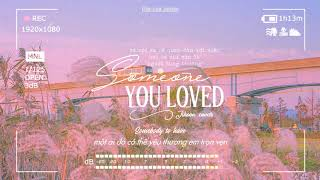 Download 『𝙇𝙮𝙧𝙞𝙘𝙨+𝙑𝙞𝙚𝙩𝙨𝙪𝙗』Someone you loved ♪ Jihoon cover