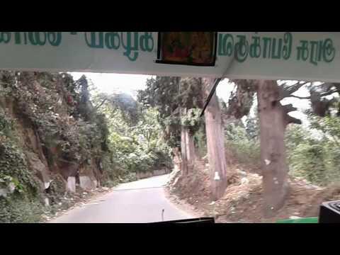 Coimbatore to Ooty