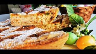 Великденски рецепти - пастиера napoletana. Италианска кухня.