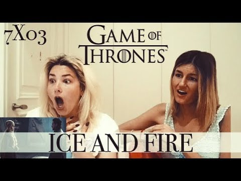 "GAME OF THRONES SEASON 7 EPISODE 3 REACTION ""THE QUEEN'S JUSTICE"" #1"