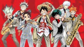 Top 2010-2019 Weekly Shonen Jump Opening Songs