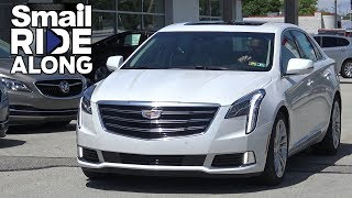 2018 Cadillac XTS - Review and Test Drive - Smail Ride Along
