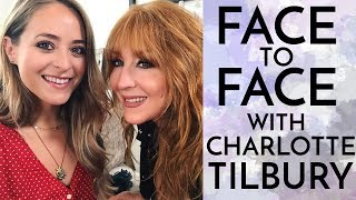 Face to Face with CHARLOTTE TILBURY | Fleur De Force