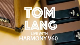 Harmony V60/V100 Acoustic Amp Performance feat. Tom Lang