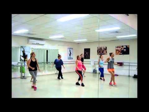 Bouje- Zumba® fitness class with Sagit
