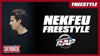 Gros freestyle de Nekfeu en live dans Planète Rap !