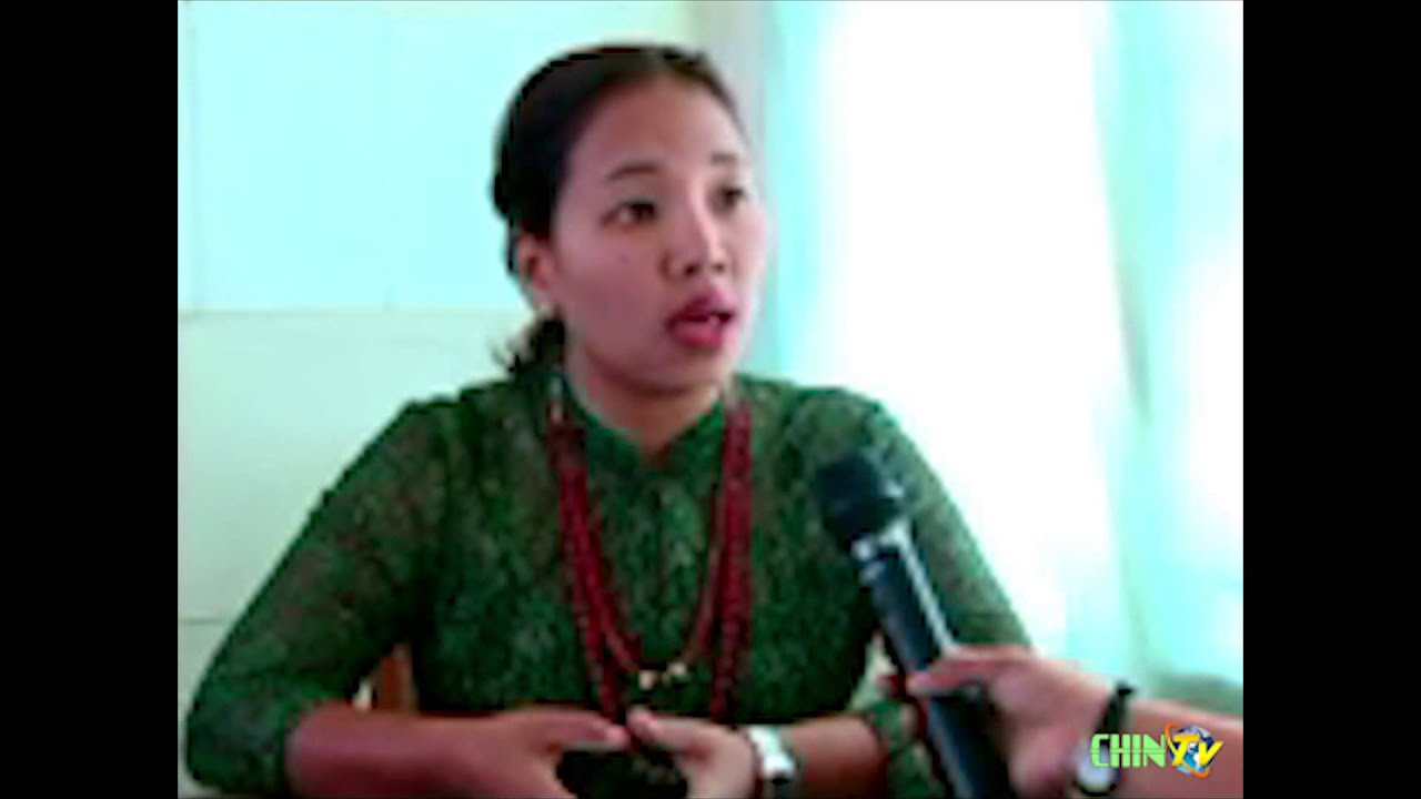 Chin TV-Interview with Mai Cherry Zahau@Tuan Cer Sung(CPP)Pyituh Hluattaw  MP Candidate - YouTube