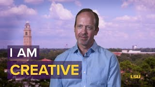 "LSU: Nick Erickson, ""I Am Creative"""