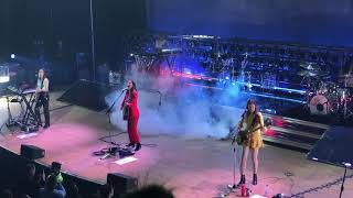 haim   i want you back   live from massey hall
