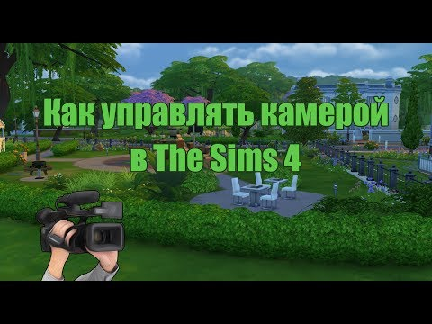 Как управлять камерой в The sims 4