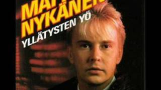 Matti Nykänen - Vain mäkimies voi tietää sen