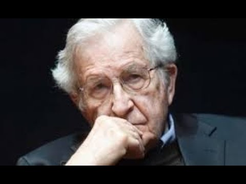 Noam Chomsky on what's really going on!