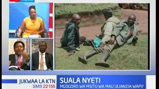 Suala Nyeti: Mgogoro wa msitu wa Mau