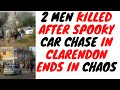 Clarendon Residents Claim Police SH0T Up Car And KlLL Passengers But The Story Doesn't Add Up