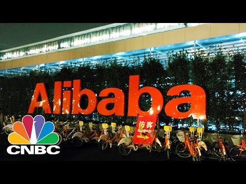 Alibaba's New Focus Is Outside The World Of E-Commerce | Tech Bet | CNBC