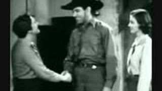 A Lawman Is Born 1937 Johnny Mack Brown Westerns