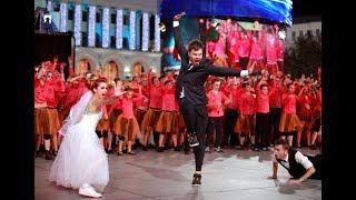 Танцевальный конкурс на свадьбу, на юбилей и на другие праздники -- Танцевальный батл. Видео.(Вы можете получить видесборник