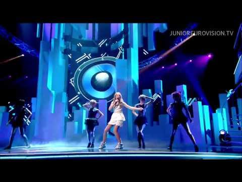 Lerika - Sensation - Live - Junior Eurovision Song Contest 2012