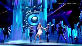 Lerika - Sensation - Live - Junior Eurovision Song Contest 2012
