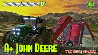 "[""FARMING SIMULATOR 17"", ""FARMING SIMULATOR 17 Tractors"", ""Farming Simulator 17 Tractors Mods"", ""Farming Simulator 17 John Deere"", ""Farming Simulator 17 Mods"", ""FARMING SIMULATOR 17 baling"", ""Farming Simulator 17 Mods Spot Light"", ""FARMING SIMULATOR 17 Ha"