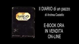 Il DIARIO di un pazzo di Andrea Castello [Booktrailer]