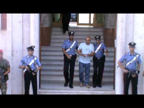 'Ndrangheta, l'arresto del boss Francesco Pesce