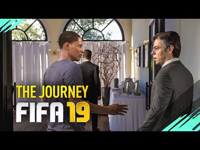 O FUTURO DO HUNTER! - FIFA 19 - The Journey #02