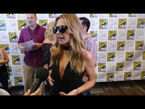 Maggie Lawson  Psych: The Movie SDCC 2017