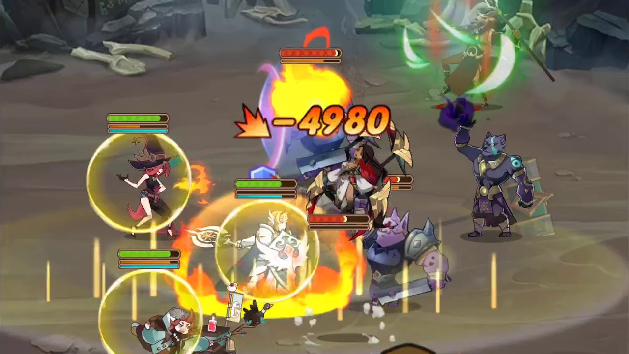 Mirael - Review Heroes game AFK Arena - YouTube