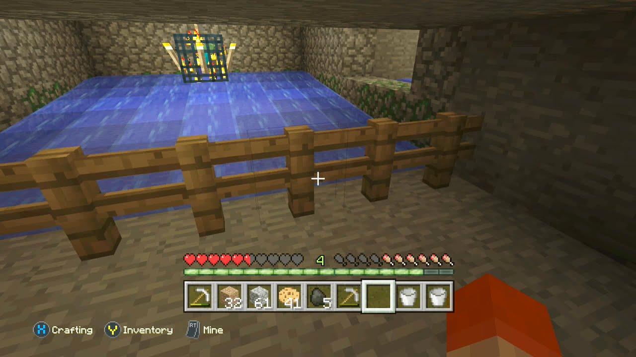 How To Make A XP Farm (Minecraft) - YouTube