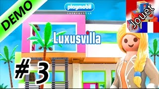 Villa de luxe Playmobil Jeu pour i0S & Android – Jour 3