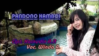 Lagu buton cia cia pandono kamboi Winda Andriani (Official Music Video)