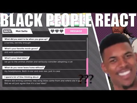 BLACK PEOPLE PLAY DREAM DADDY #5(Online Dating)