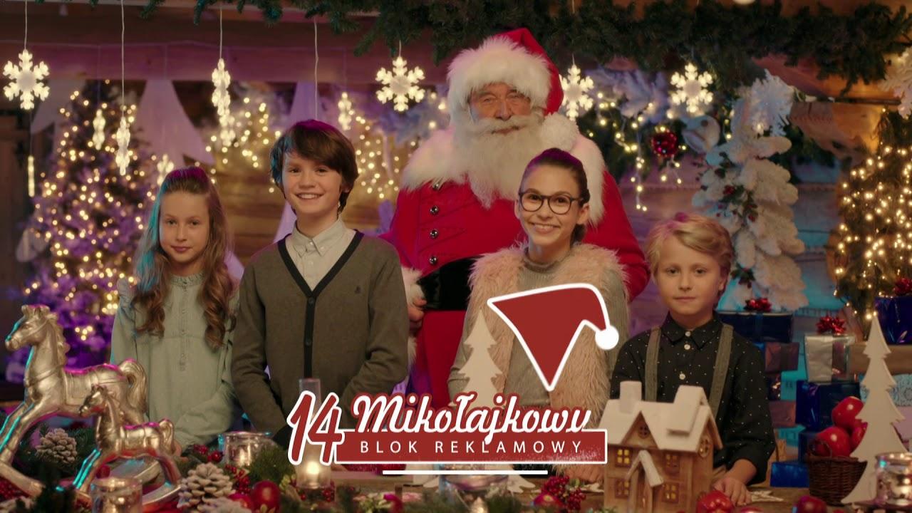 XIV Mikołajkowy Blok Reklamowy już 6 grudnia o 18:45