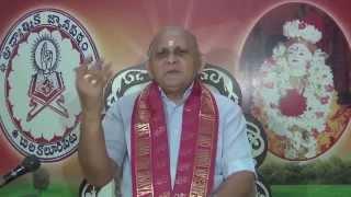 Brahma Sutramulu : Day 33 : CH03 Padam2 : Sutram 33 34 35 : Sri Chalapathirao