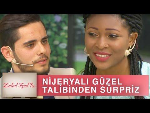 Zuhal Topal'la 186. Bölüm (HD) | Ebun'un Talibinden Paravan Açılınca Büyük Sürpriz!