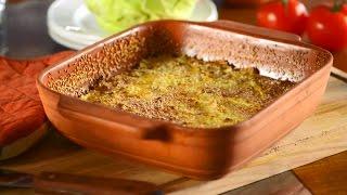 Как приготовить заливной капустный пирог? Пошаговый рецепт