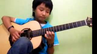 The Third Man Theme   Sungha Jung Acoustic Tabs Guitar Pro 6