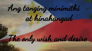 TAGUMPAY NATING LAHAT | HISTORYA PILIPINAS